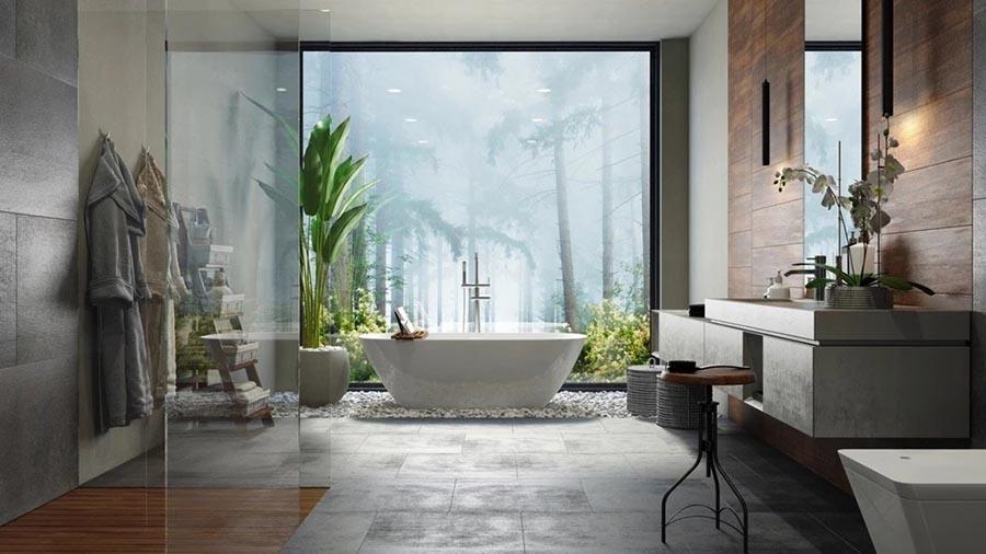 rénovation de salle de bain Lyon